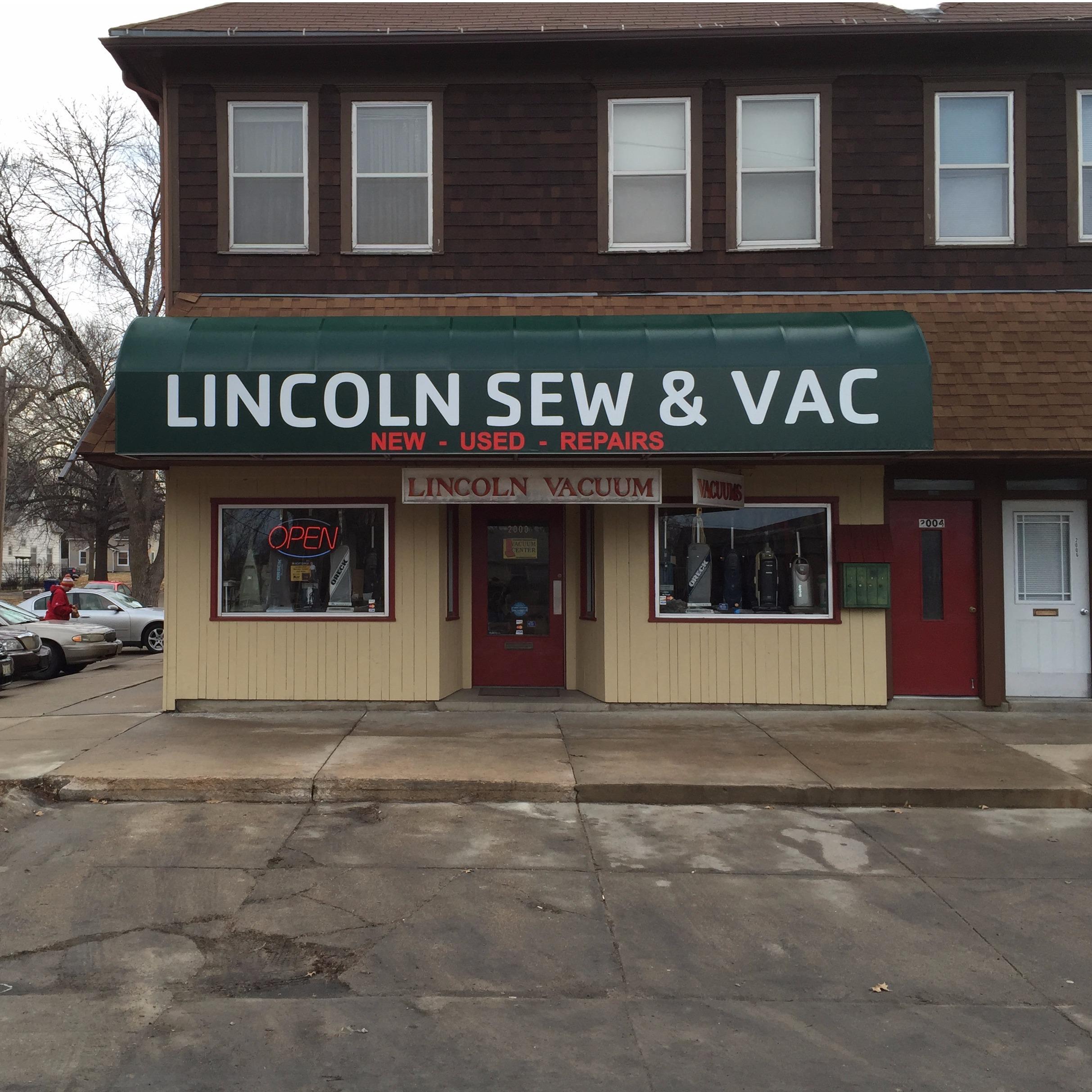 Lincoln Sew Vac™ Sew Vac Depot - Lincoln Vacuum