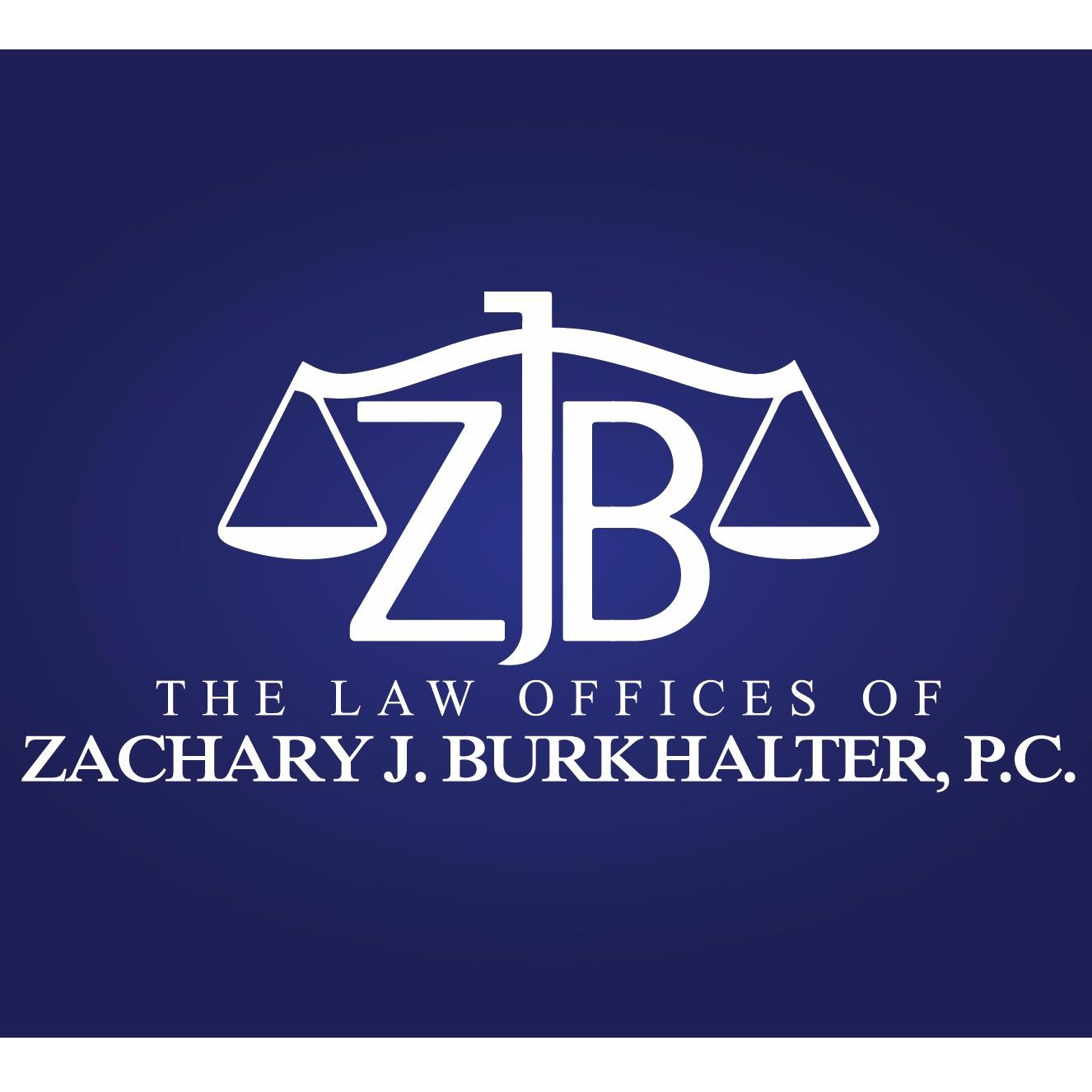 The Law Offices of Zachary J Burkhalter, PC - Rome, GA 30161 - (706)290-9037 | ShowMeLocal.com