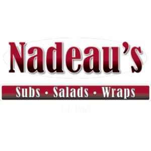 Nadeau's Subs Salads Wraps