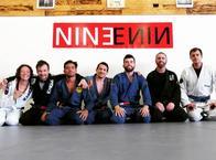 Noon martial arts class