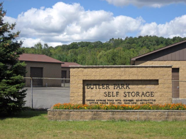 Butler Park Self Storage image 1