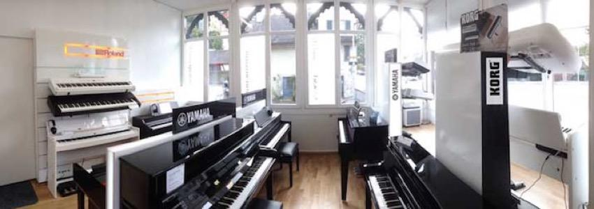 Scheu Piano-Service