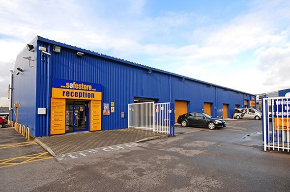 Safestore Self Storage Manchester Central