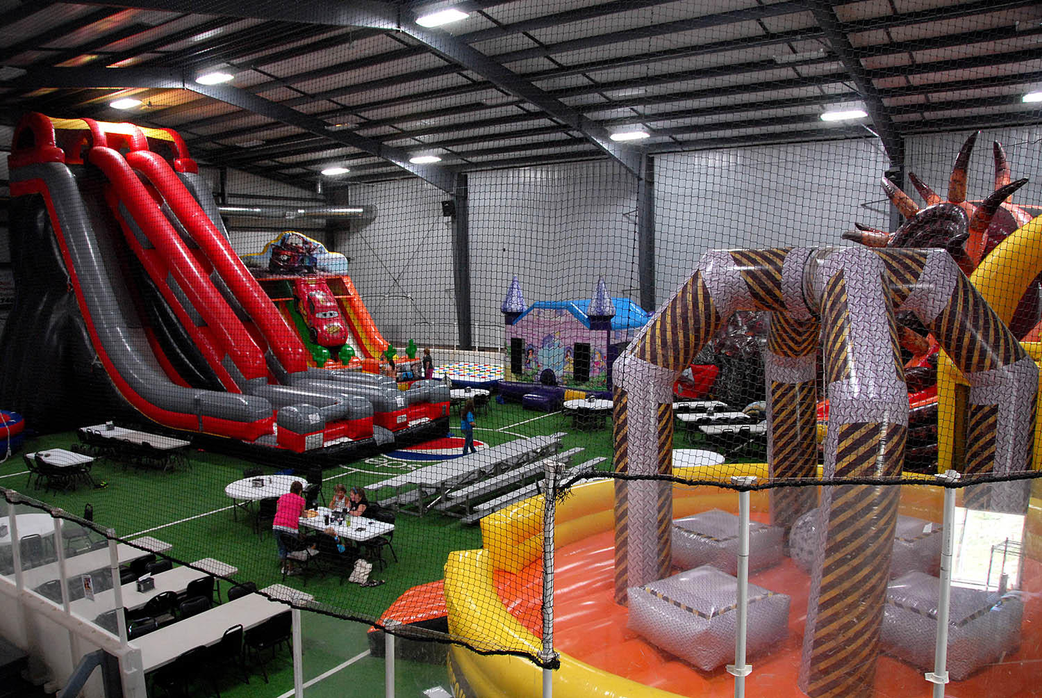 Triple Crown Family Fun Center