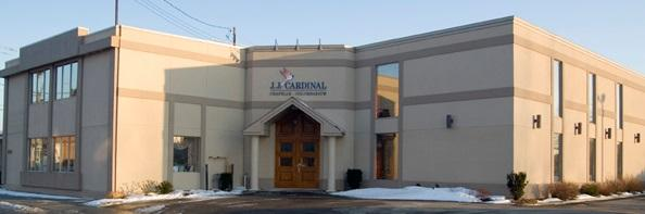 J J Cardinal à Lachine