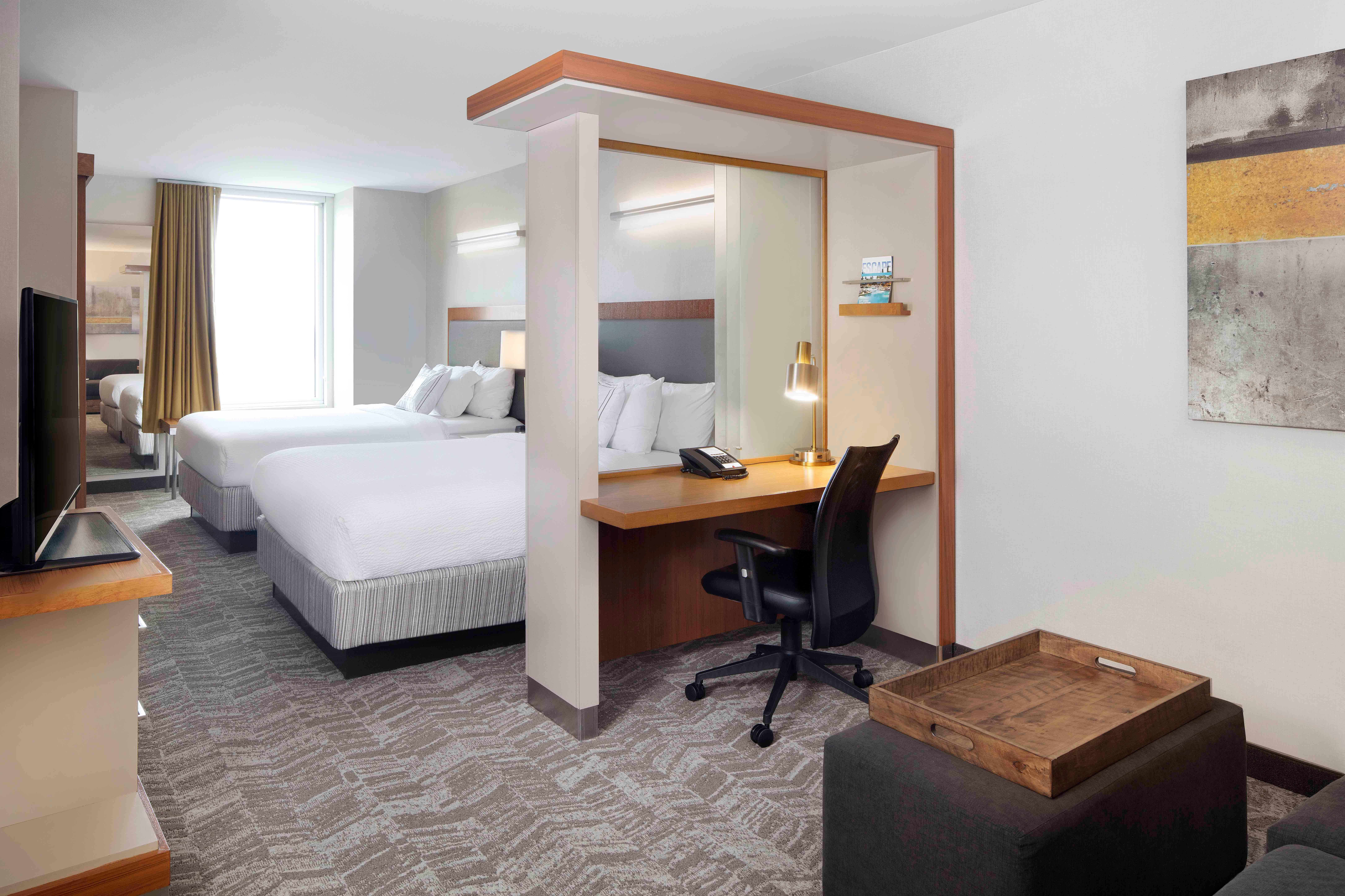 SpringHill Suites by Marriott Indianapolis Downtown image 1