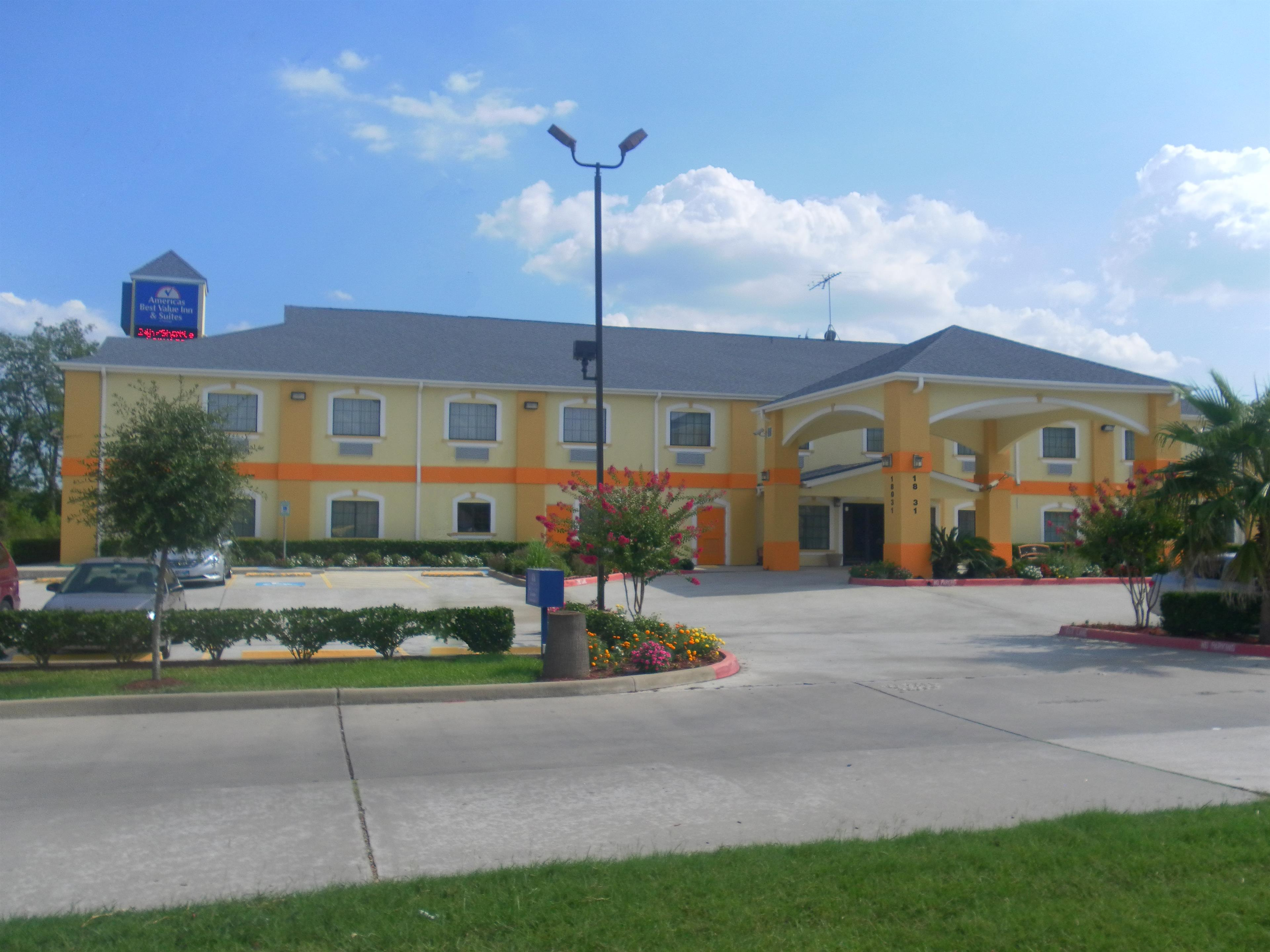 Motels In Humble Tx