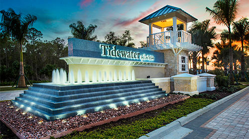Tidewater by del webb at 20110 tavernier drive fort myers for Tidewater homes llc