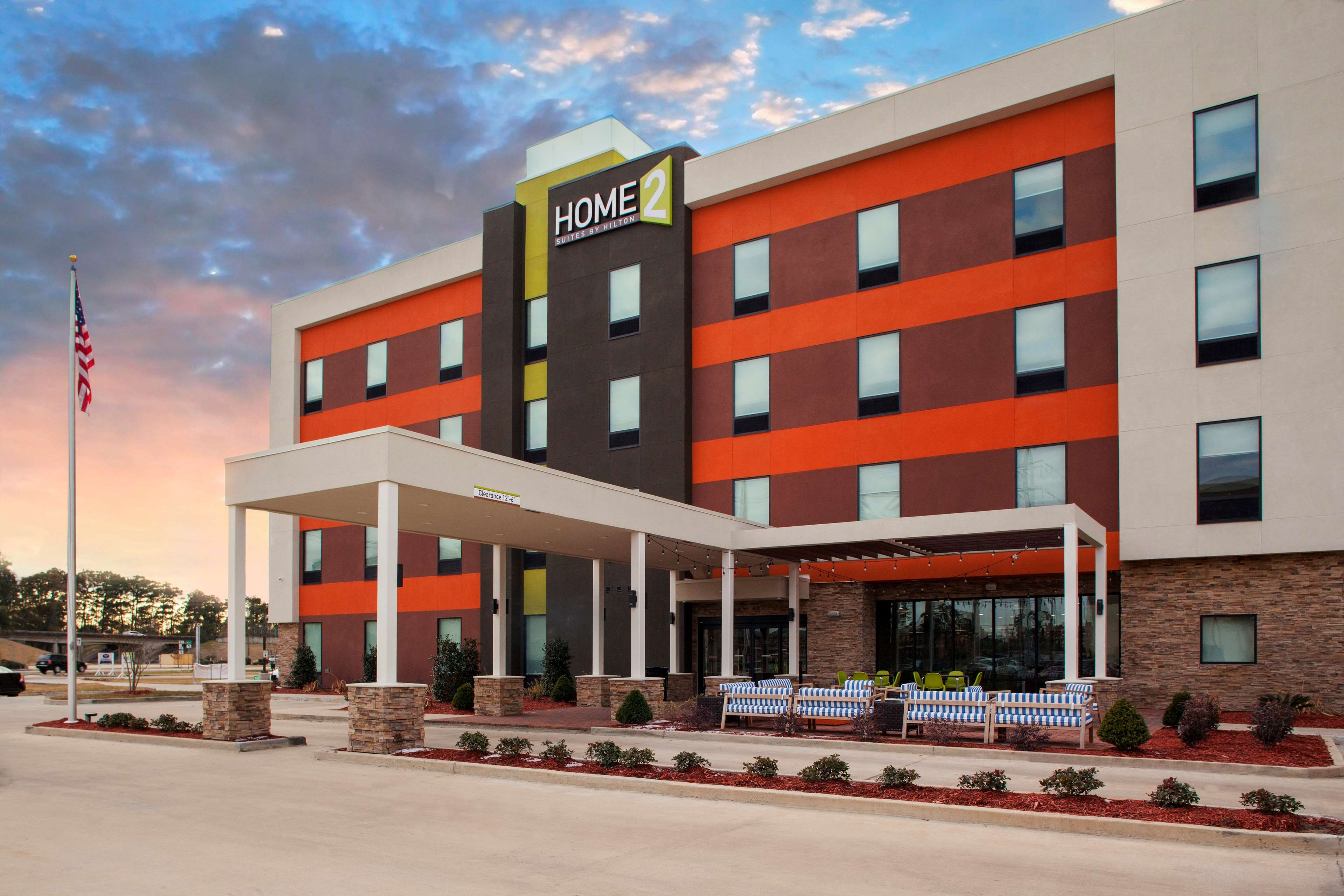 Home2 Suites by Hilton Lake Charles image 0
