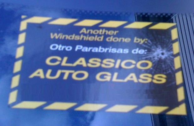 Classico Auto Glass image 2