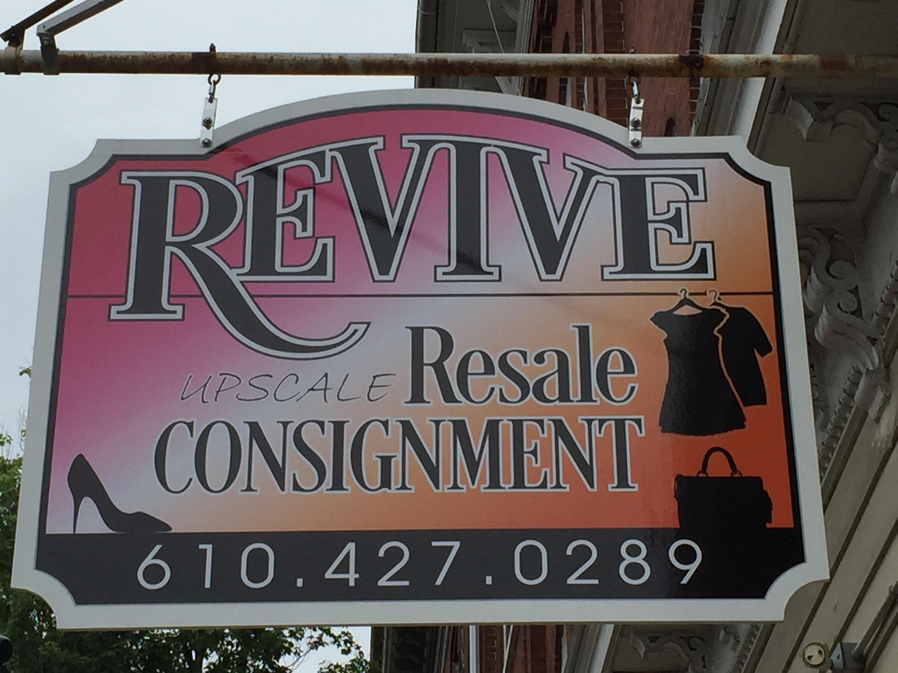Revive Upscale Resale Consignment image 1