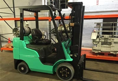 Accurate Forklift image 8