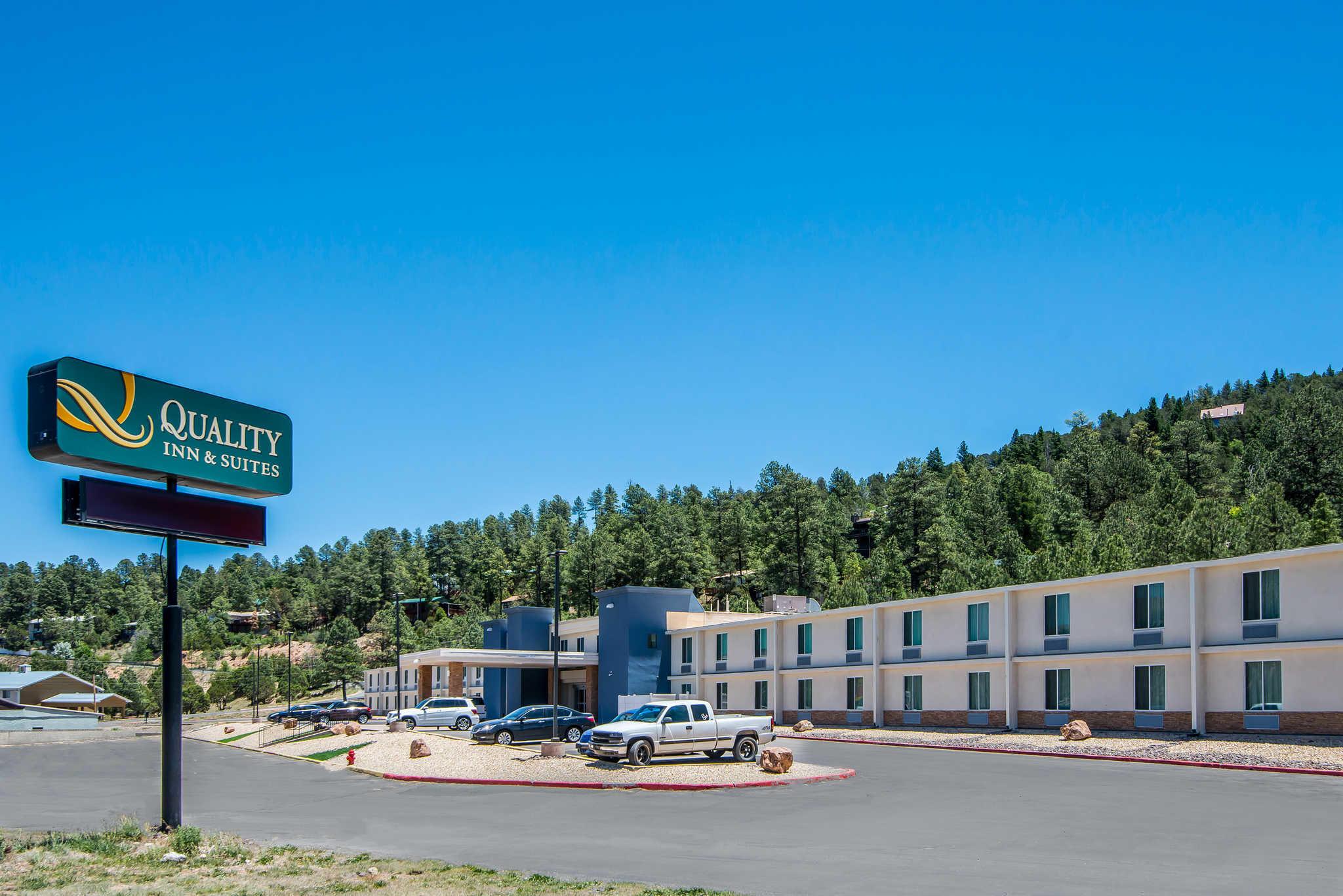 Quality Inn & Suites - Ruidoso Hwy 70 image 0