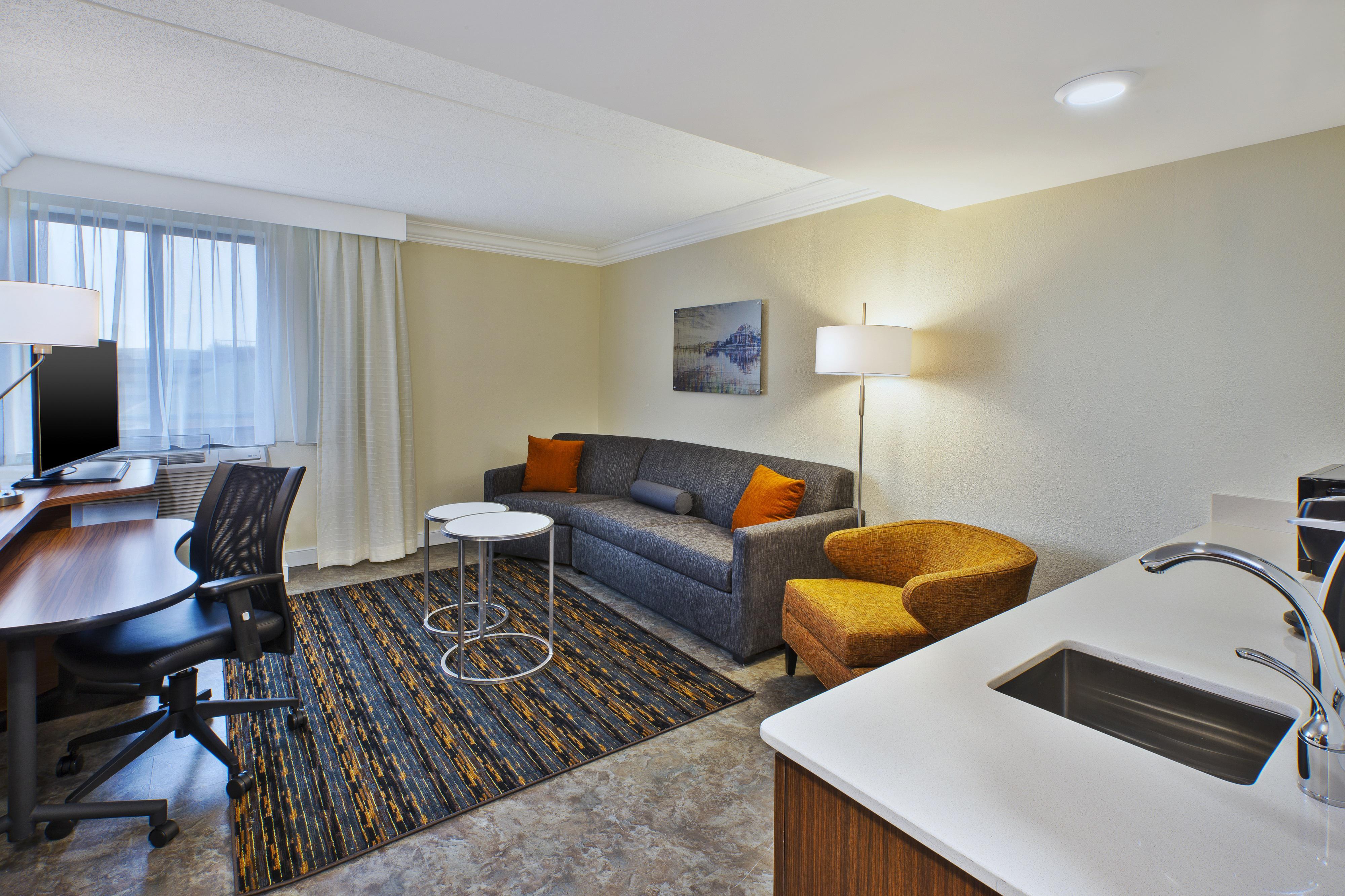 Fairfield Inn & Suites by Marriott Dulles Airport Herndon/Reston image 11