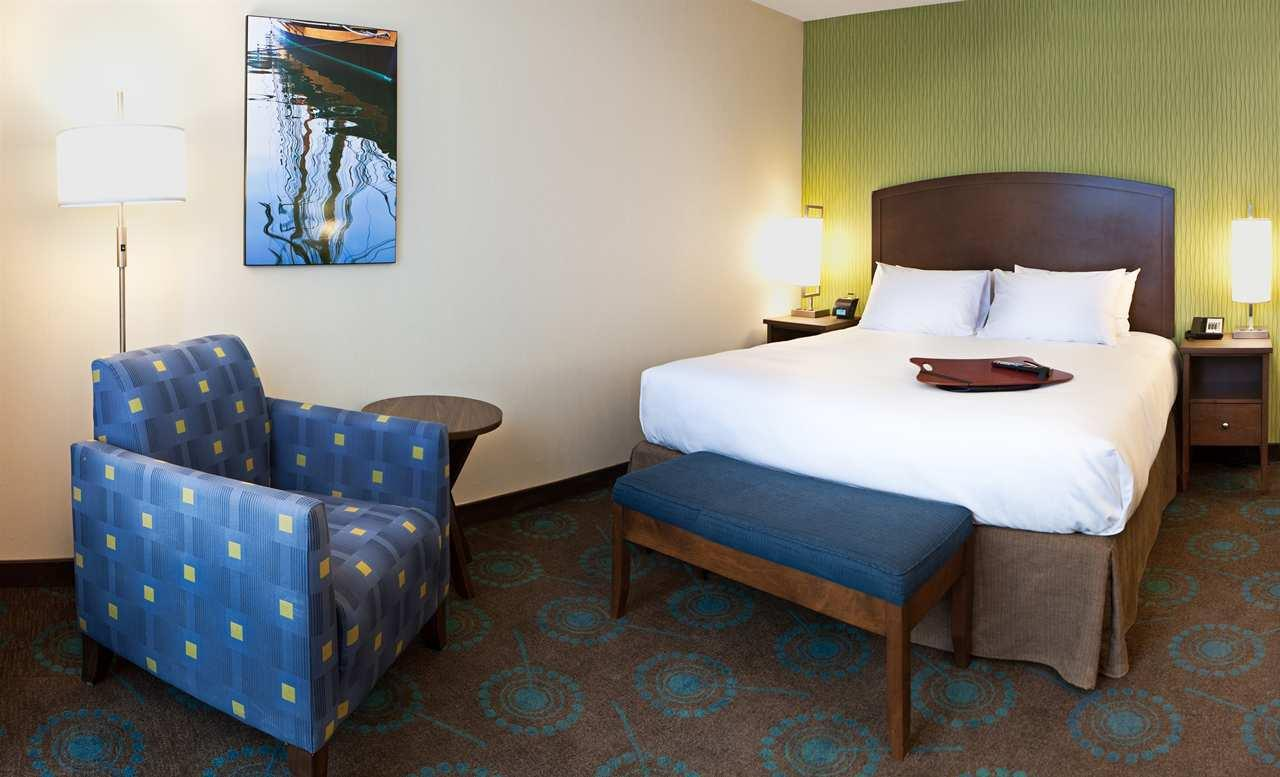 Hampton Inn by Hilton Halifax Downtown à Halifax: Accessible Guest Room