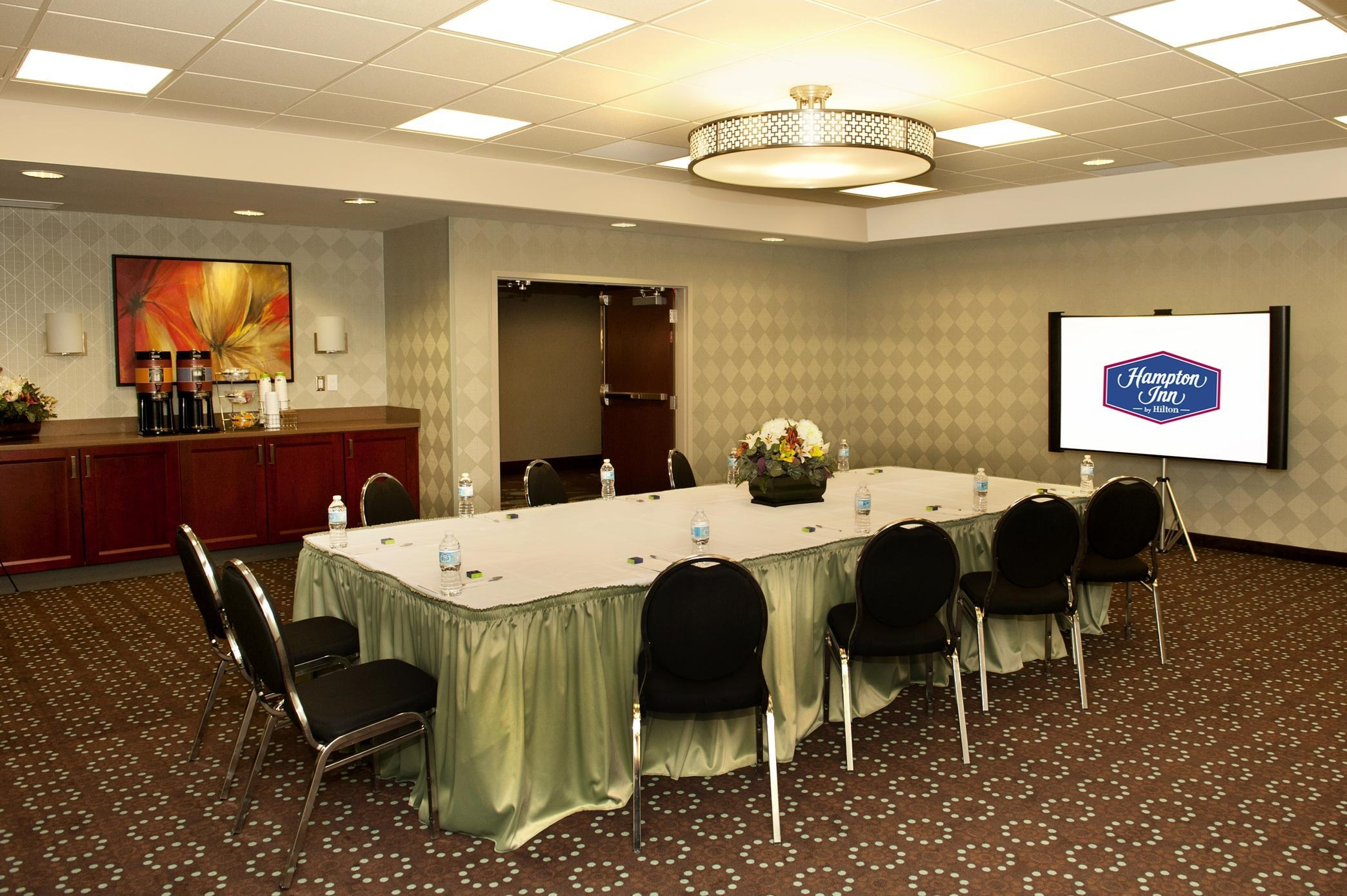 Hampton Inn by Hilton Brampton Toronto à Brampton: Meeting Room