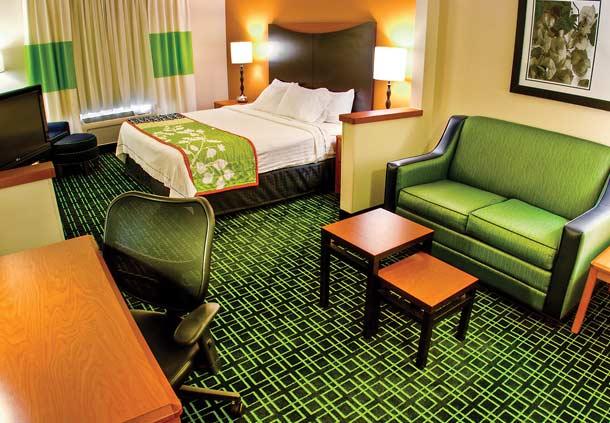 Fairfield Inn by Marriott Forsyth Decatur image 4