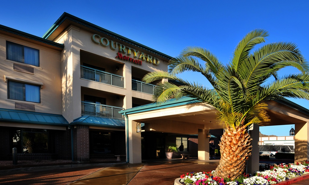Courtyard by Marriott Tempe Downtown image 0
