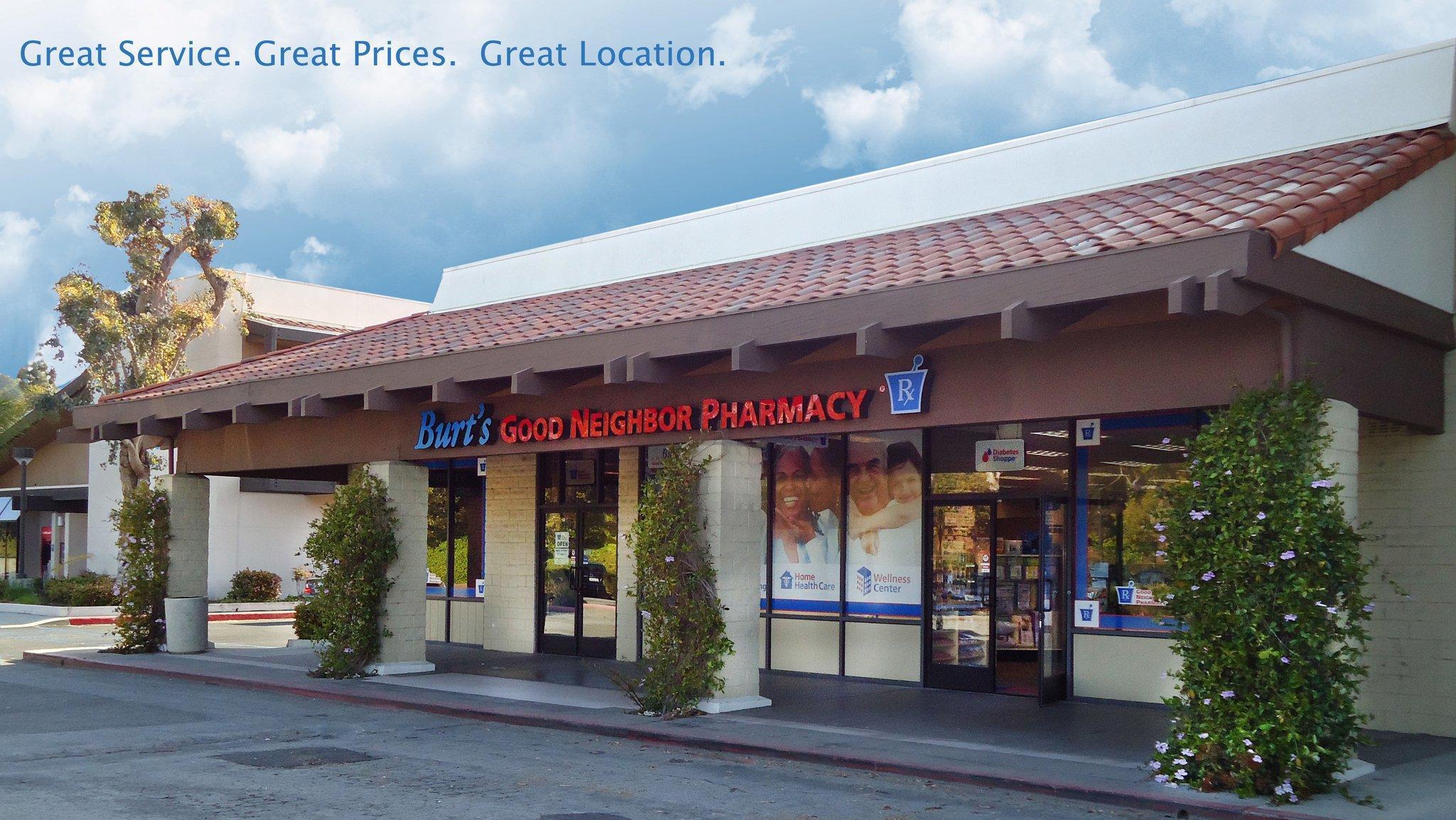 Compounding Pharmacy - Burt's Pharmacy image 0