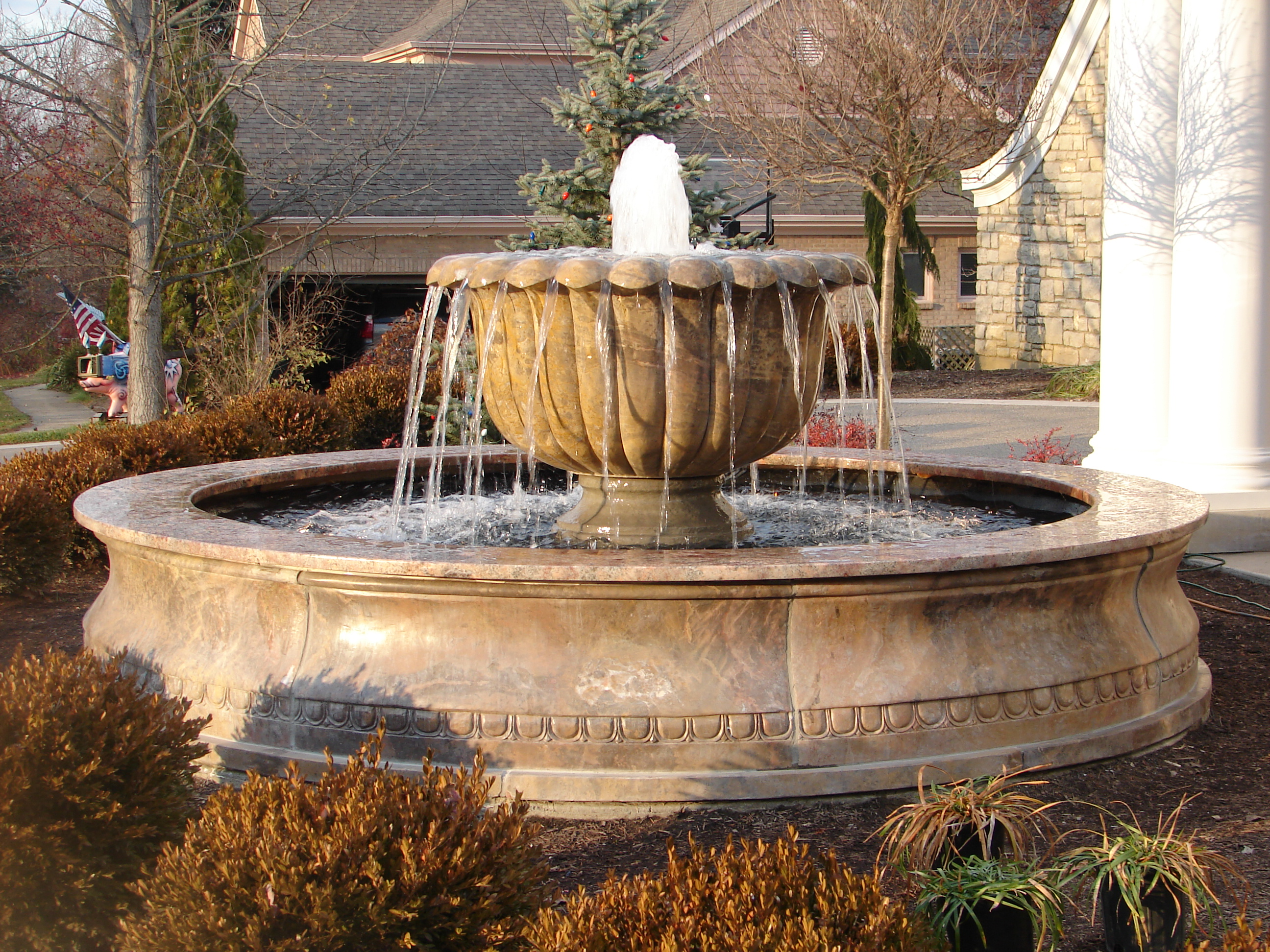 Fountain specialist inc pond supply store milford oh for Local pond stores
