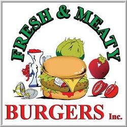 Fresh and Meaty Burgers