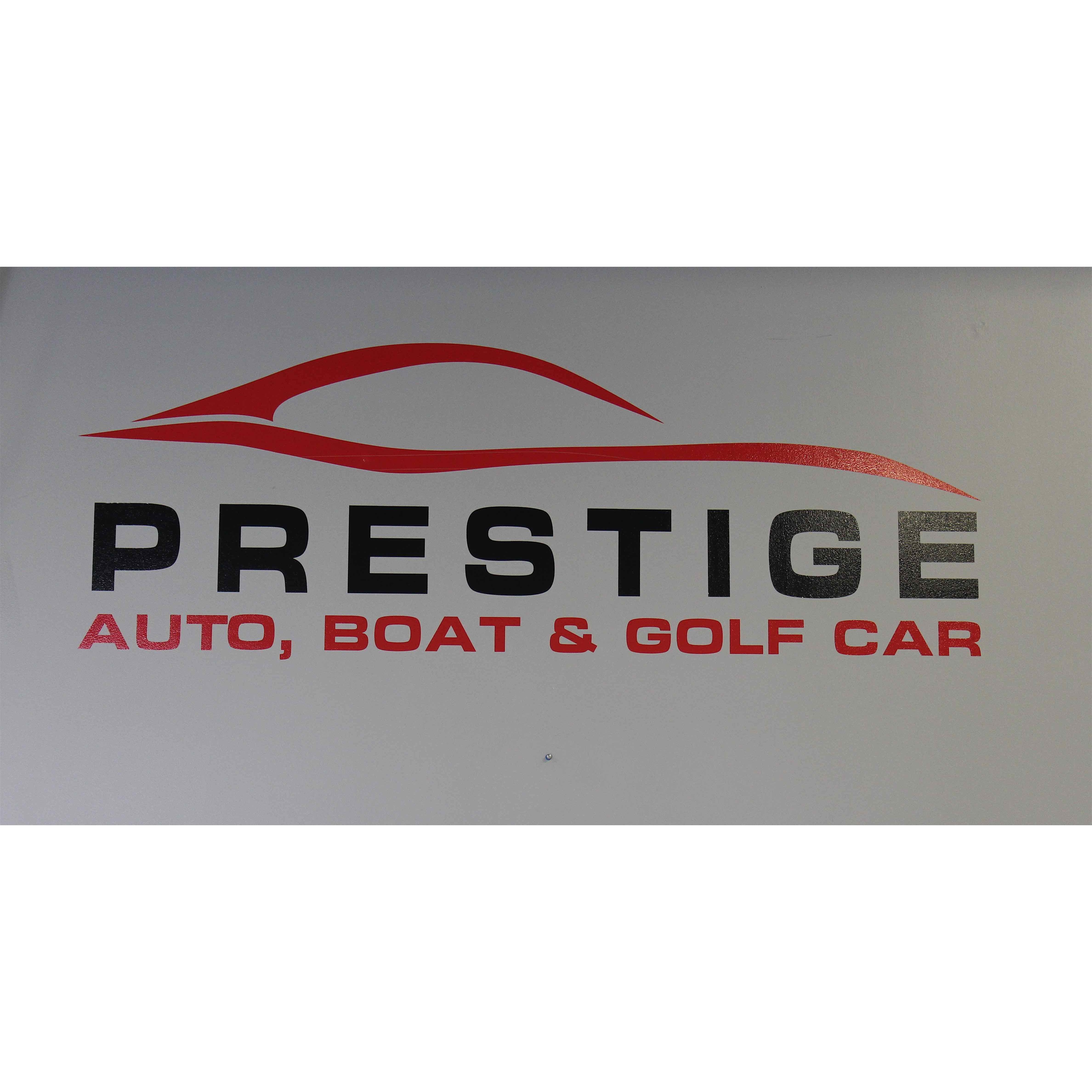 prestige auto boat golf car florence ky business profile. Black Bedroom Furniture Sets. Home Design Ideas