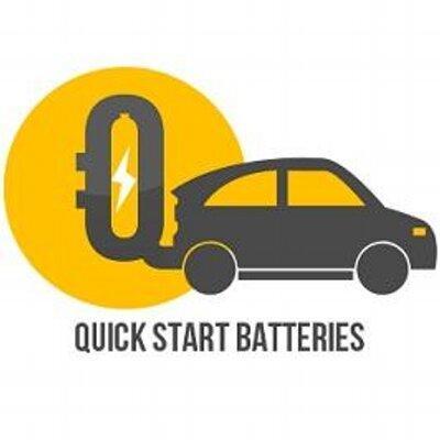 Quick Start Batteries