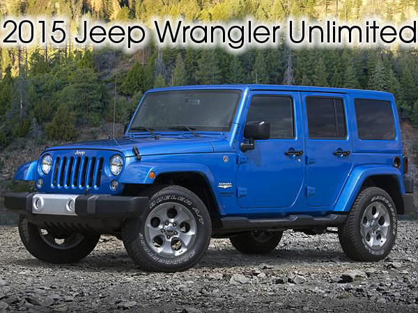 2015 Jeep Wrangler Unlimited Appleton, WI