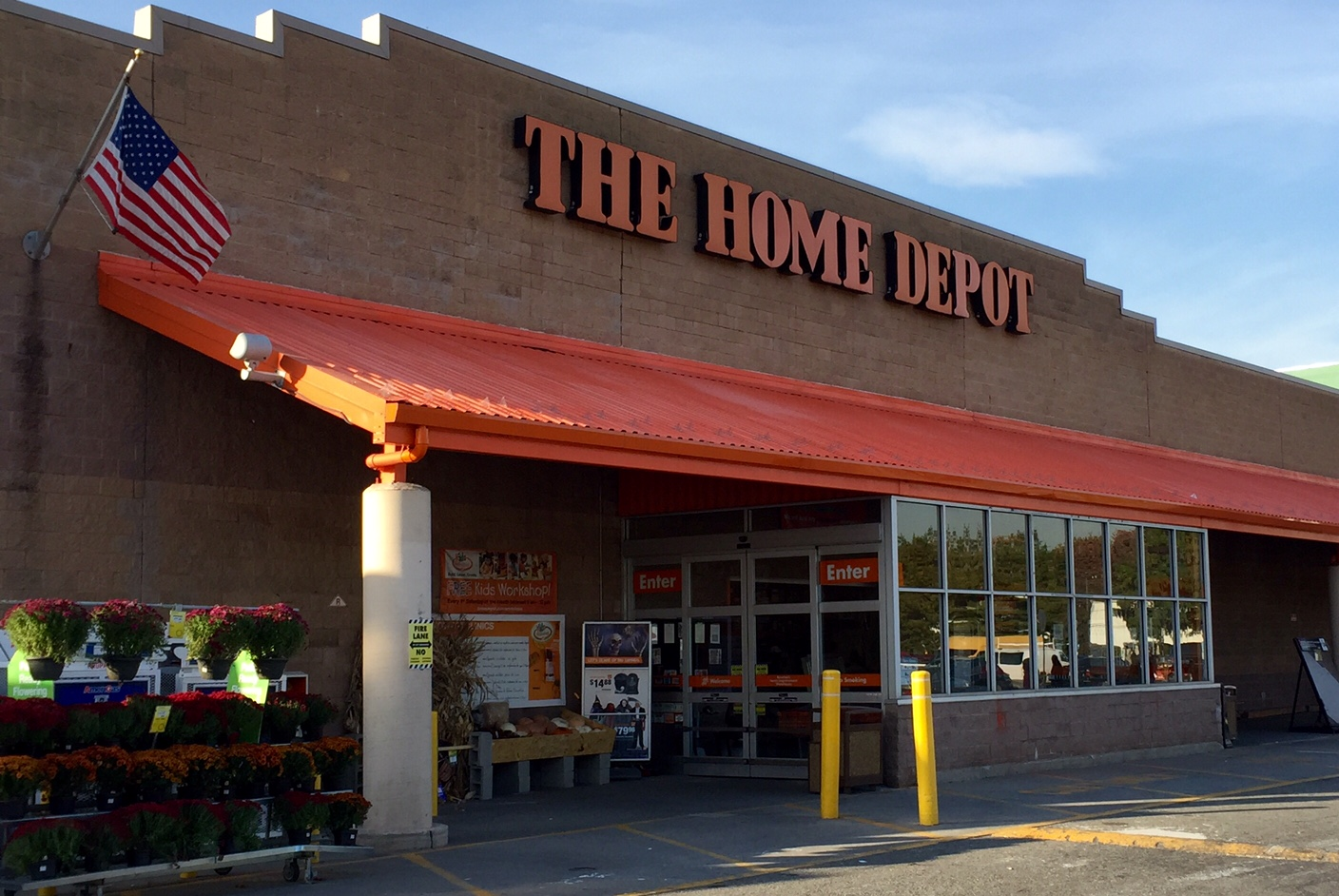 The Home Depot 60 Orange St Bloomfield Nj Nurseries Mapquest