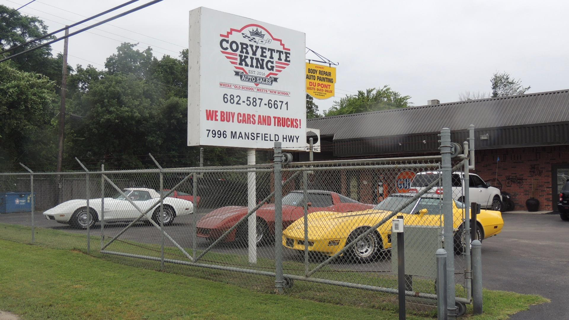 Corvette King Auto Sales image 1