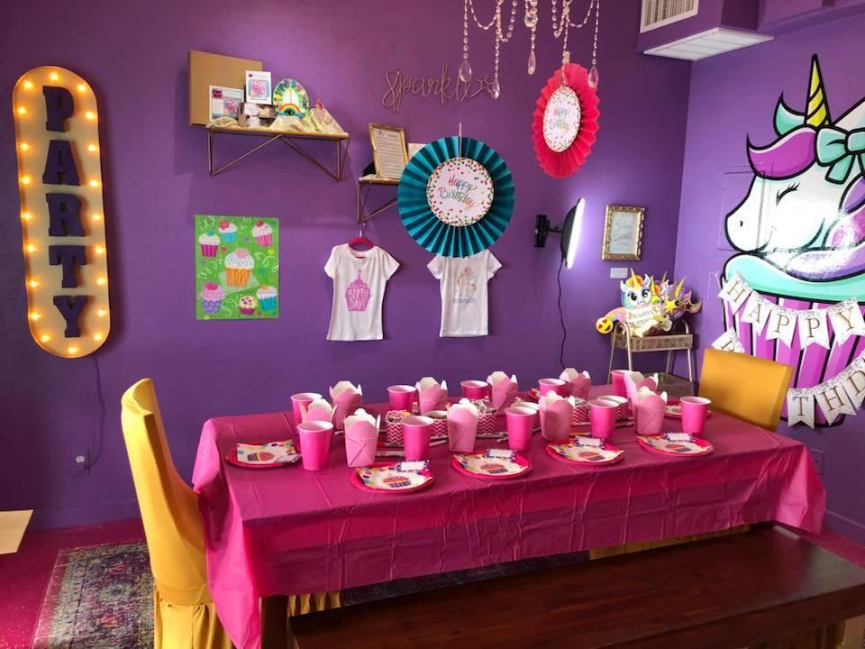 Unicorn Cupcake Boutique image 3