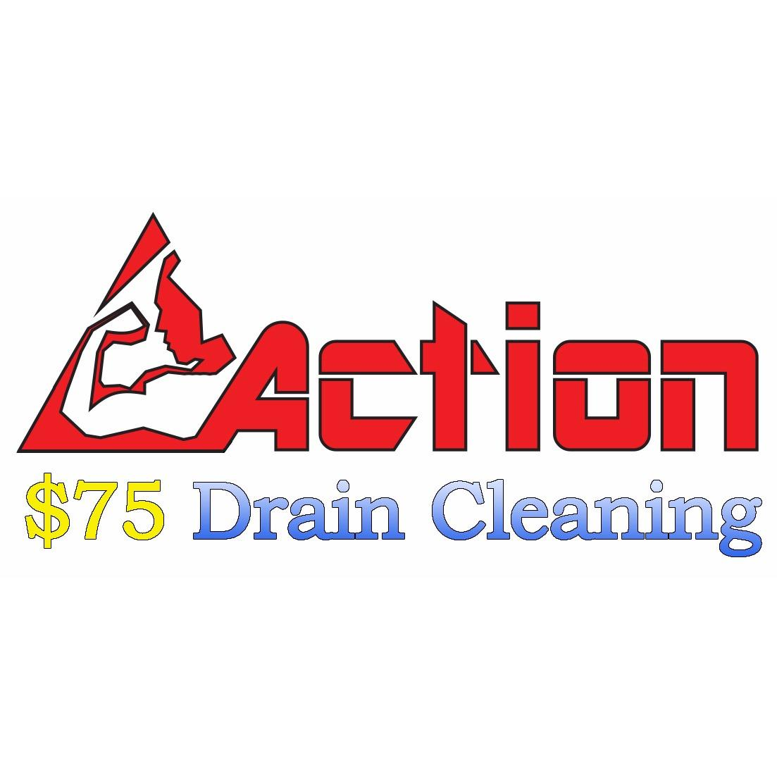 Action $75 Drain Cleaning LLC image 1