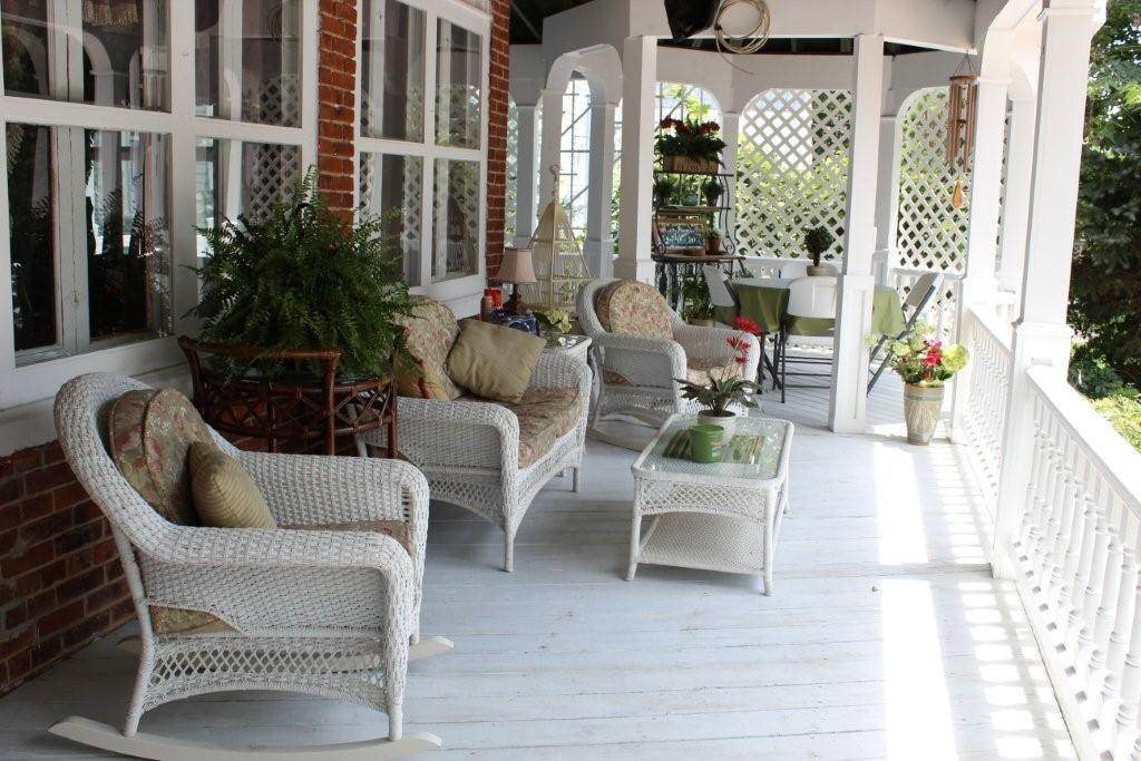 Andrea's Porch