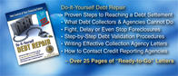 Do-It-Yourself Debt Repair