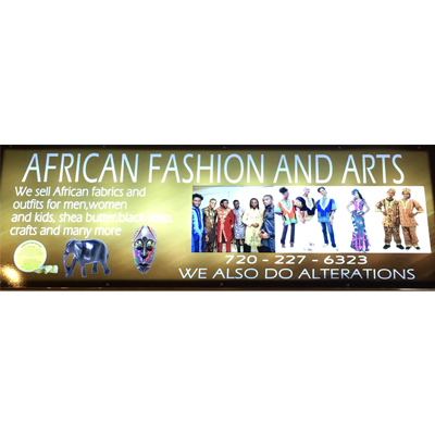 African Fashion and Arts