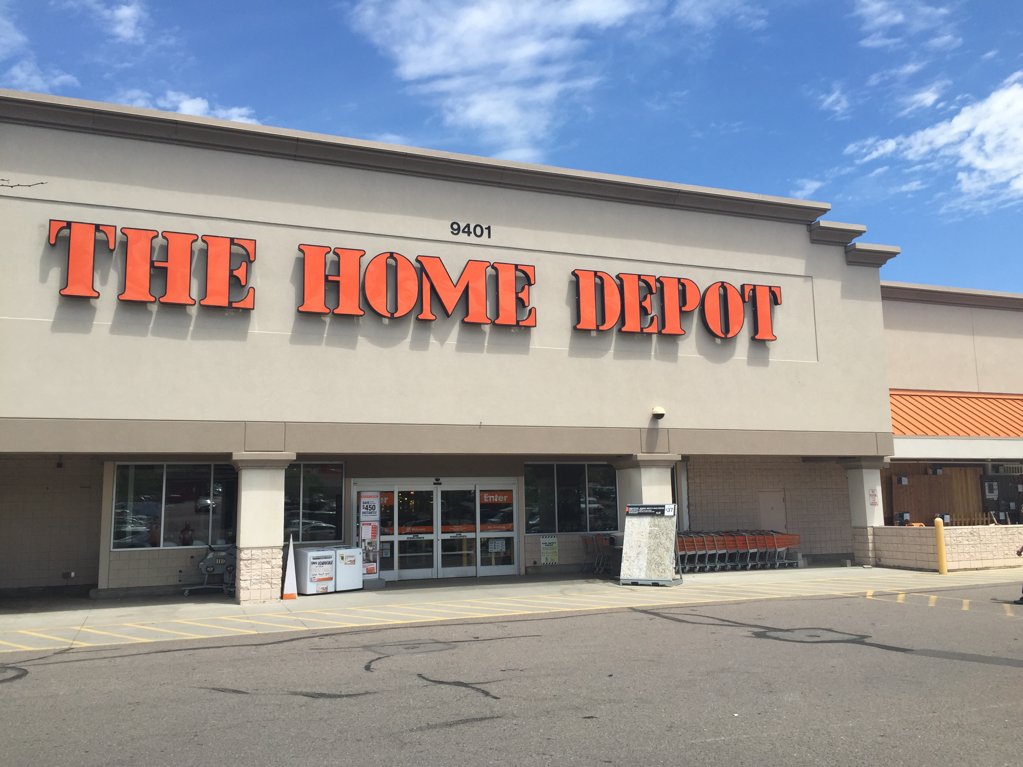 The Home Depot 9401 E Arapahoe Rd Greenwood Village CO