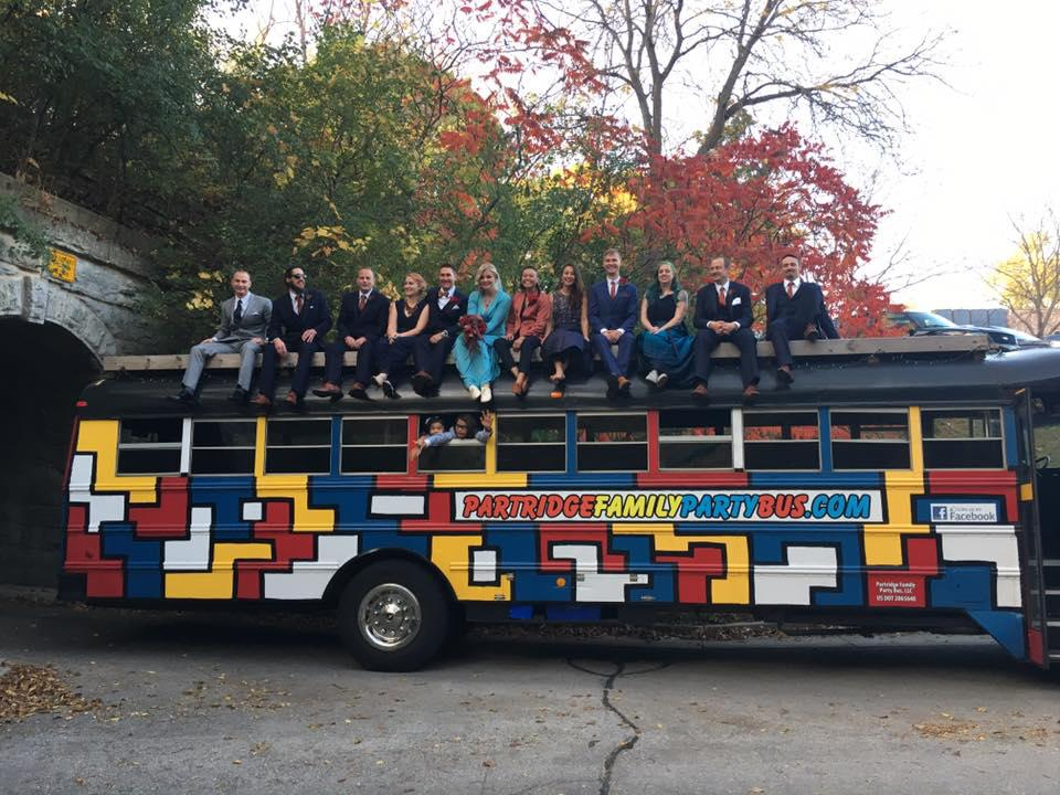 Partridge Family Party Bus image 1