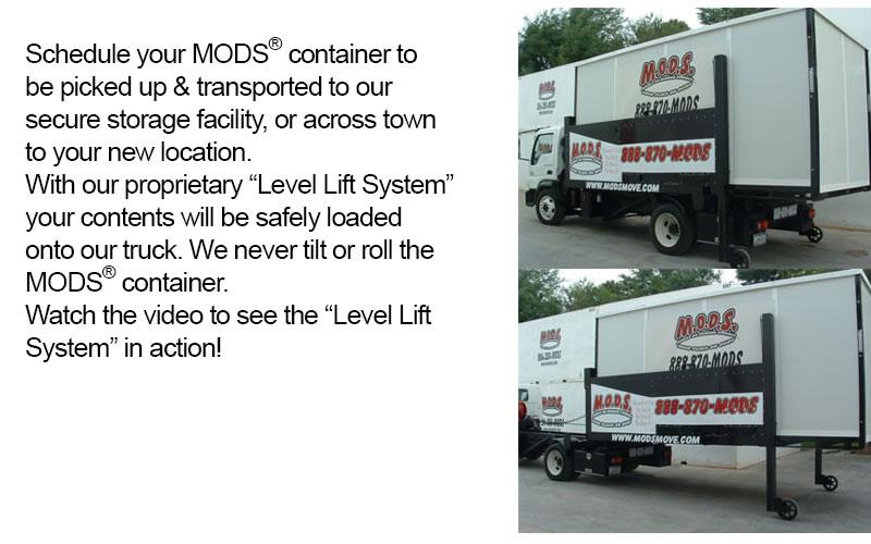 MODS Mobile On Demand Storage image 3