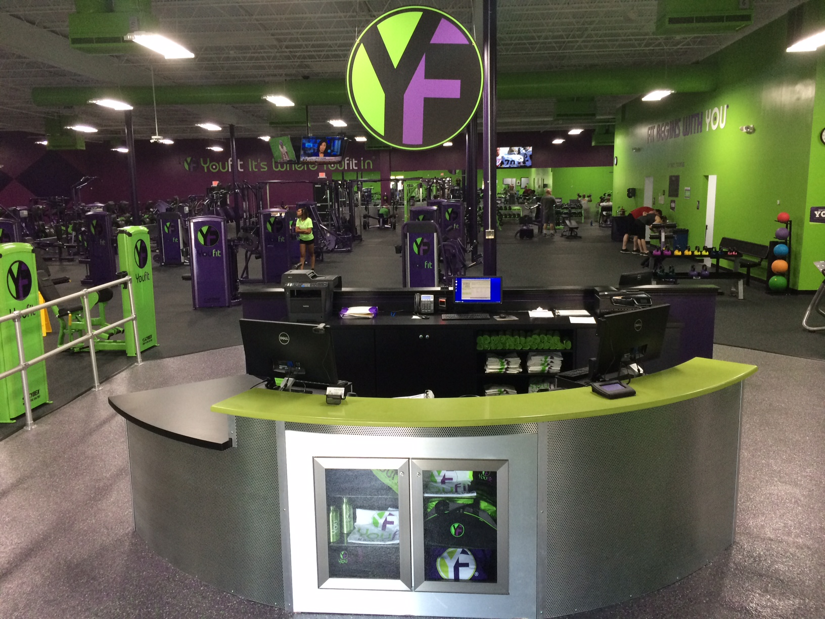 Youfit Health Clubs image 1