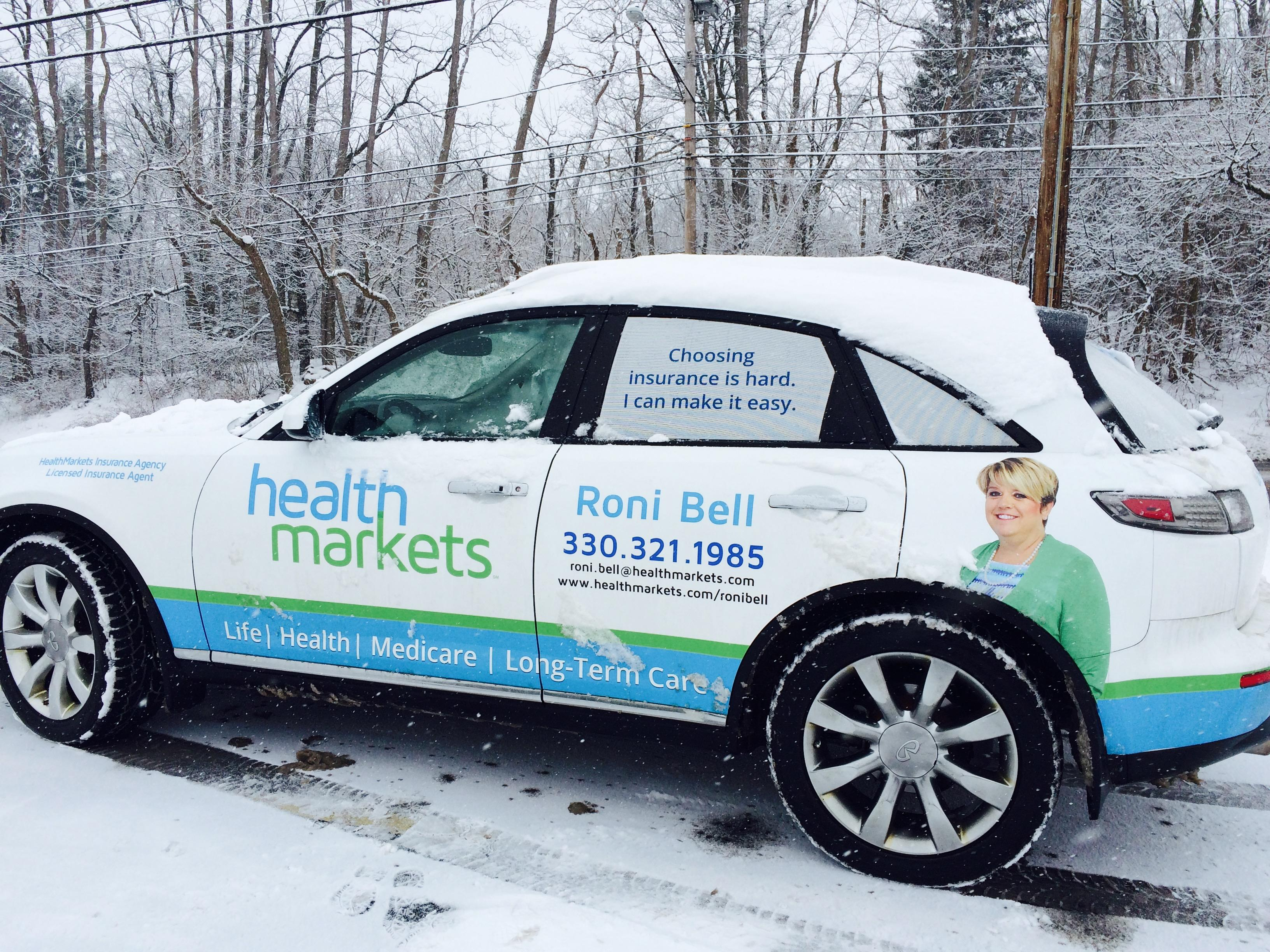 HealthMarkets Insurance - Roni Bell image 1