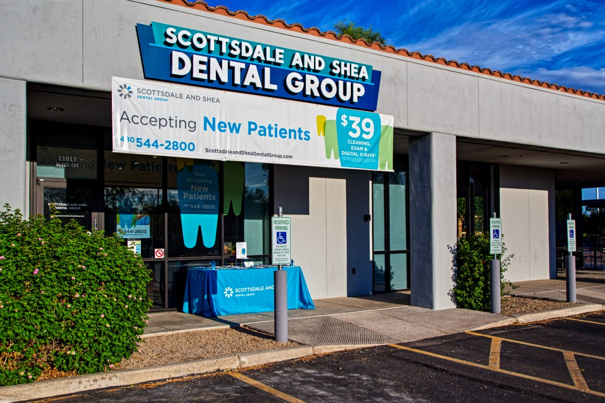 Scottsdale and Shea Dental Group image 0
