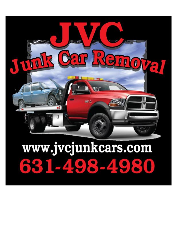 JVC Junk Car Removal 122 Peconic Avenue Medford, NY Auto Wrecking ...