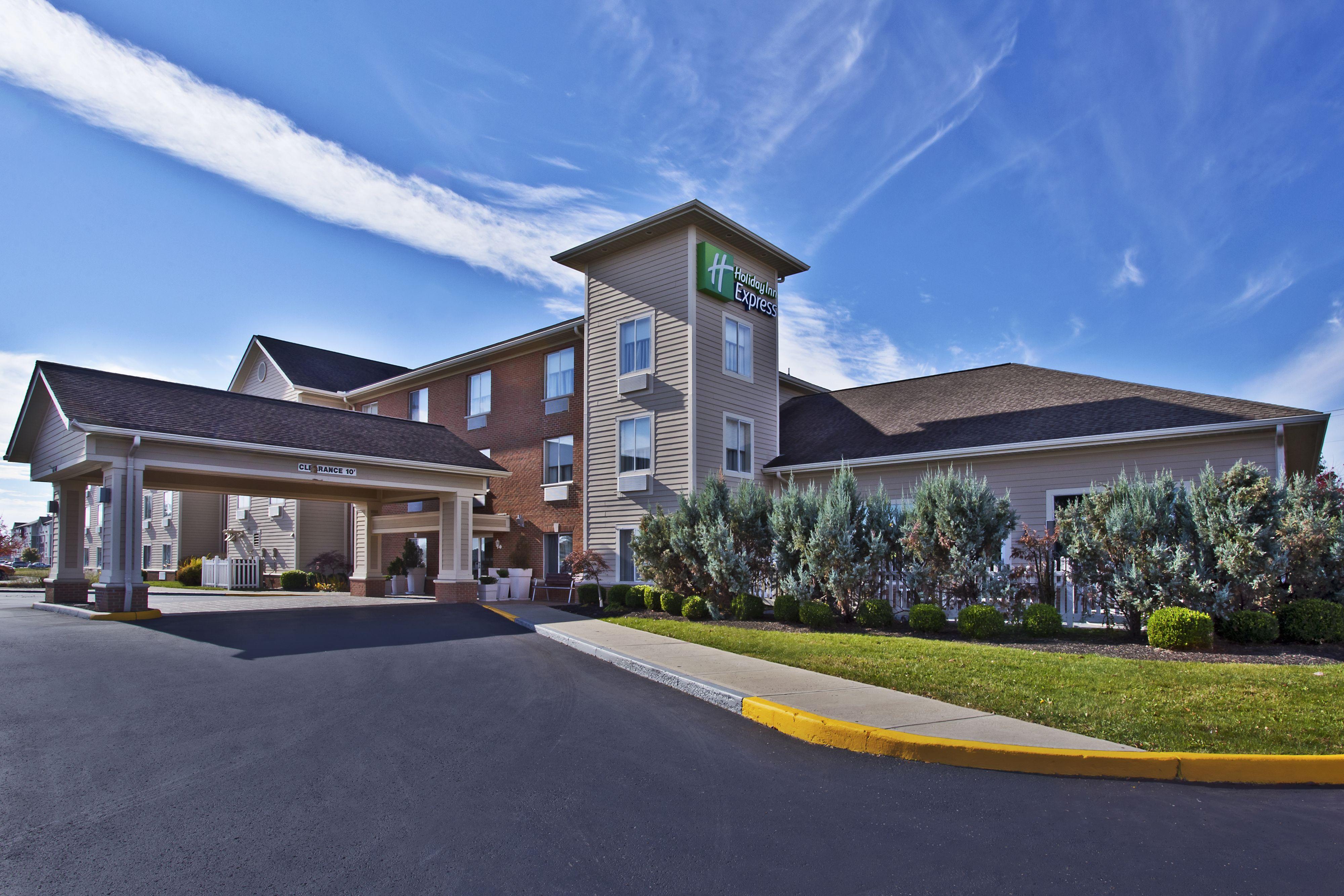 Holiday Inn Express Suites Columbus East Reynoldsburg In Reynoldsburg Oh Whitepages