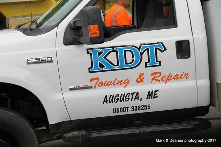 KDT Towing & Repair Inc. image 2