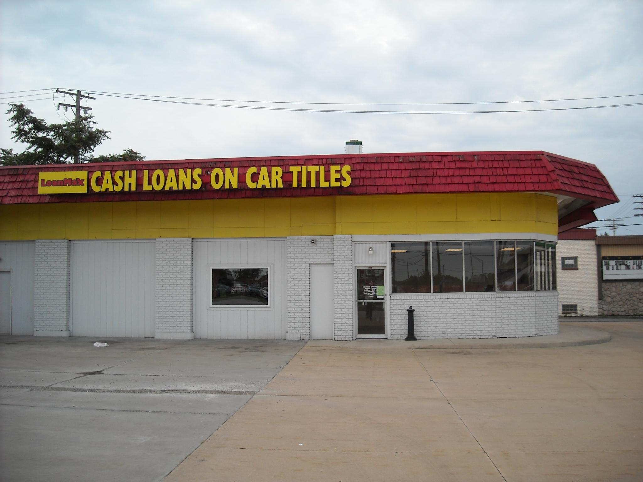 Loanmax Title Loans image 1