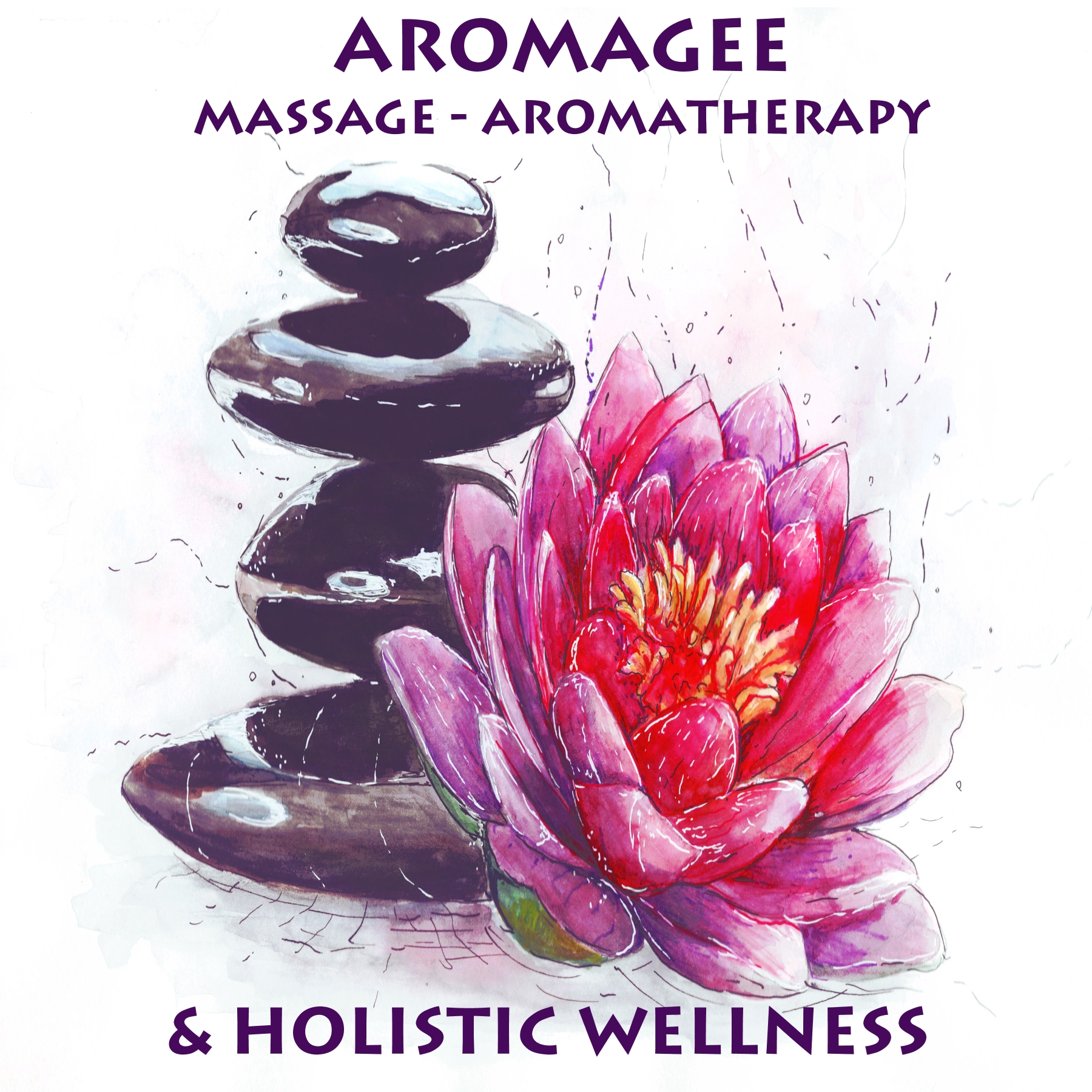 image of the AromaGee Massage - Aromatherapy & Holistic Wellness