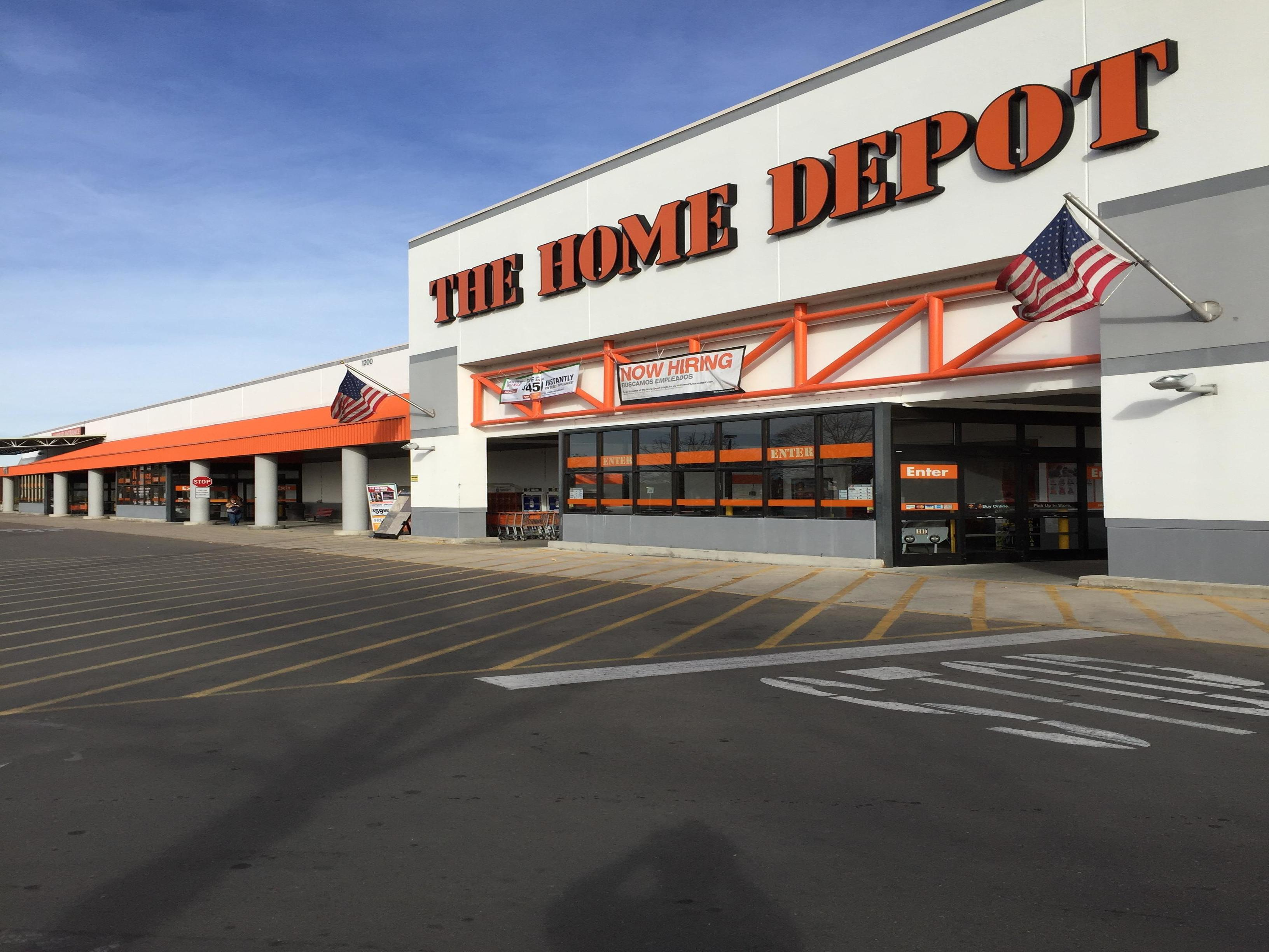 The Home Depot 1200 Milwaukee Street Boise Id Hardware Stores