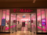 Exterior photo of T-Mobile Store at Northpark Mall 4, Joplin, MO