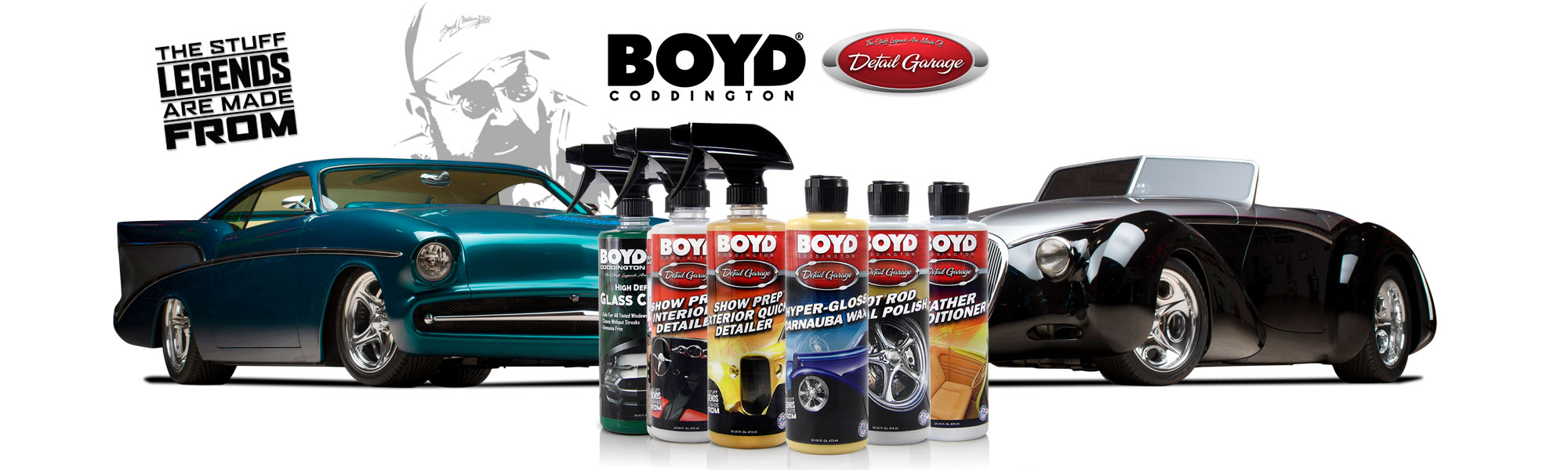 Boyd Coddington Detail Garage image 2