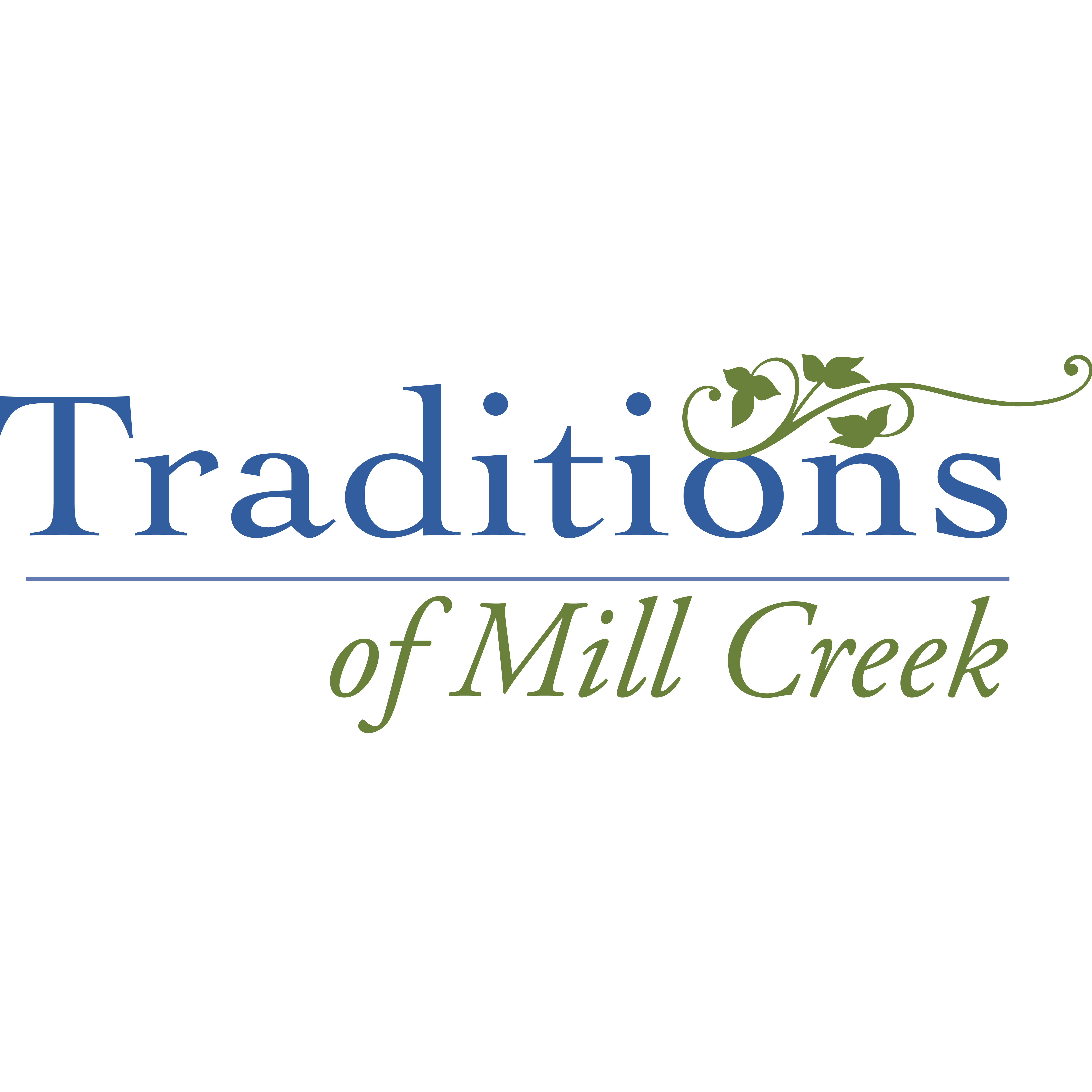 Traditions of Mill Creek
